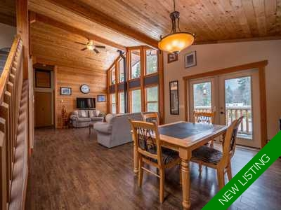 Gibsons & Area House for sale:  3 bedroom 2,400 sq.ft. (Listed 2018-02-27)